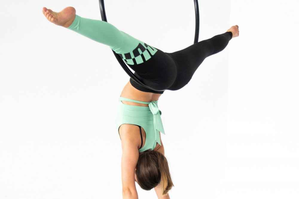 Aerial Hoop Workshop am 22.02.2020